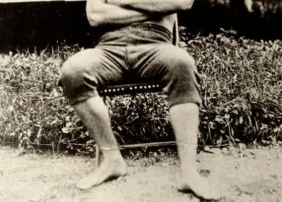 18-Year Old Teddy Roosevelt