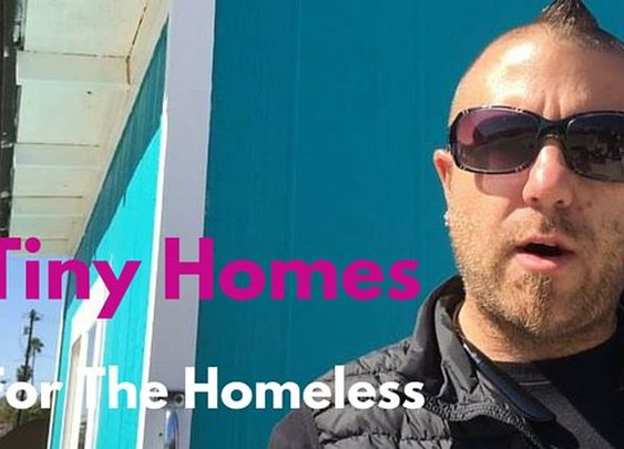 Tiny Home for the Homeless – BreakingLately