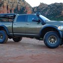 American Expedition Vehicles Ram Prospector