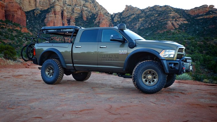 American Expedition Vehicles >> American Expedition Vehicles Ram Prospector Gentlemint