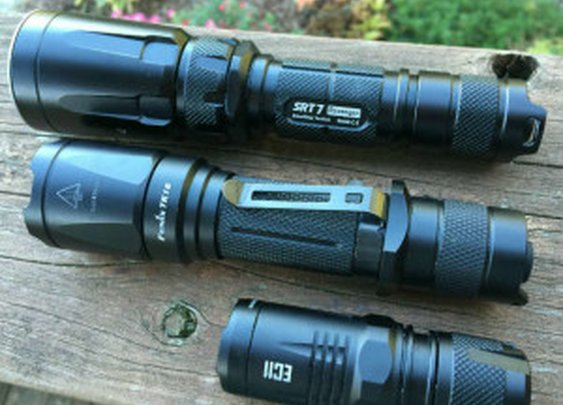 Best tactical flashlight 2016 - Tactical Flashlights and Everyday Carry