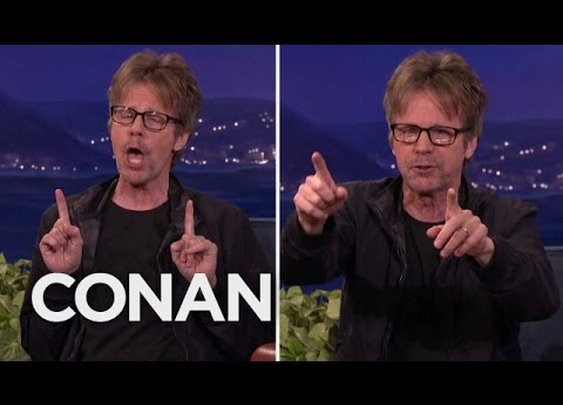 Dana Carvey Shows Off His Trump, Hillary & Bernie Impressions