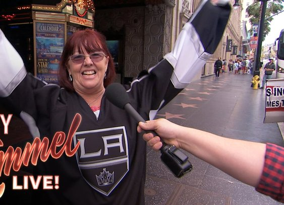 Lie Witness News - Kings Win The Stanley Cup - YouTube