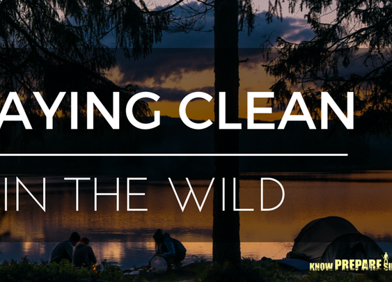 Staying Clean in the Wild: The Natural Way - 10 Hygiene Hacks