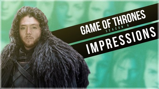 GAME OF THRONES SEASON 6 IMPRESSIONS | SCHEIFFER BATES - YouTube