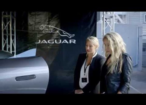 Jaguar creates 'Actual Reality' prank