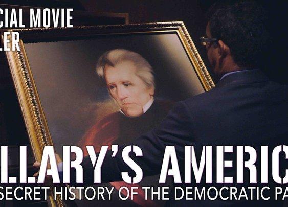 """Hillary's America"" Trailer | Official Teaser Trailer HD - YouTube"