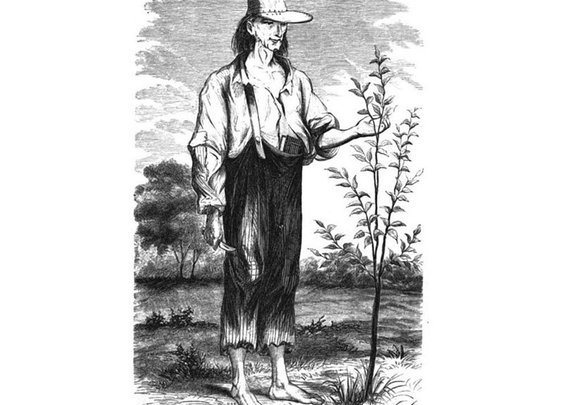 The Real Johnny Appleseed Brought Apples—and Booze—to the American Frontier           Arts & Culture   Smithsonian