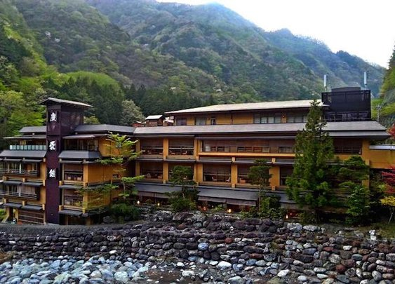 Oldest Hotel in the World Has Been Operated by the Same Family for Over 1,300 Years