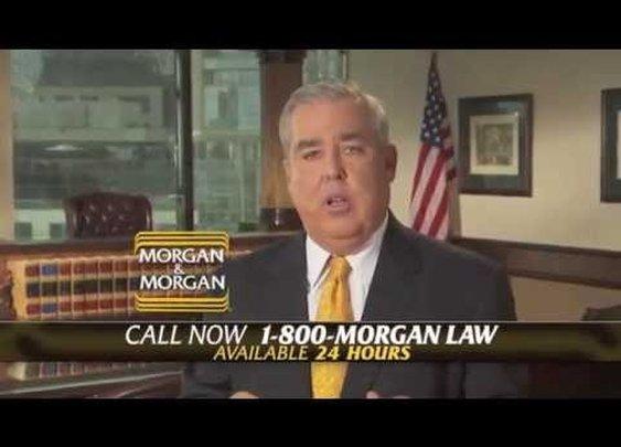 Morgan of Morgan and Morgan - YouTube