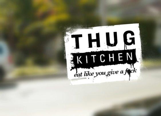 Thug Kitchen Cookbook Trailer : NSFW due to Language