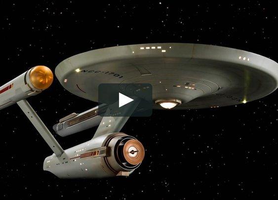Original Enterprise Restoration on Vimeo
