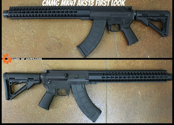 Video: CMMG MK AKS13 First Look | Gears of Guns