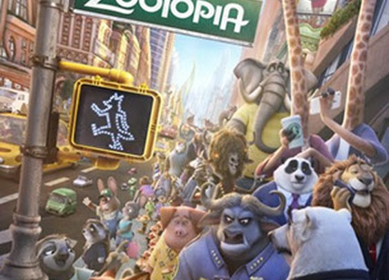 Zootopia 2016 animation Movie