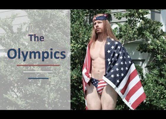 What I Love About The Olympics - Ultra Spiritual Life episode 38 - YouTube