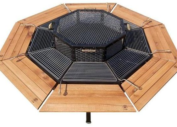 The Jag Grill Table