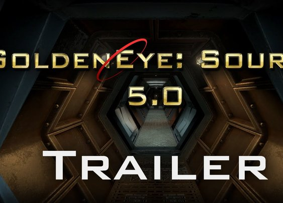 GoldenEye: Source 5.0 - Official Release Trailer