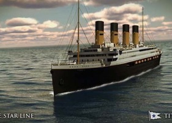 A New Titanic Will Set Sail in 2018