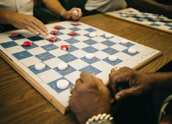 Unsung Southern Champions: Pool Checkers