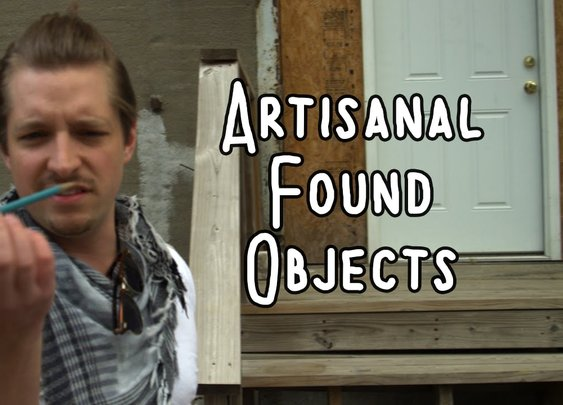 Artisanal Found Objects