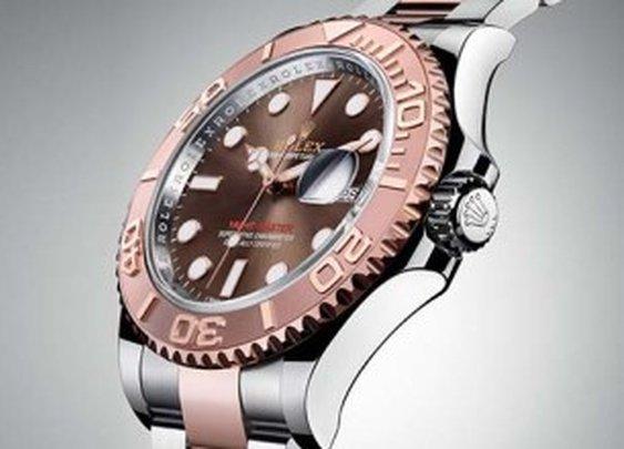 Rolex Unveils A Rose Gold Yacht-Master Watch