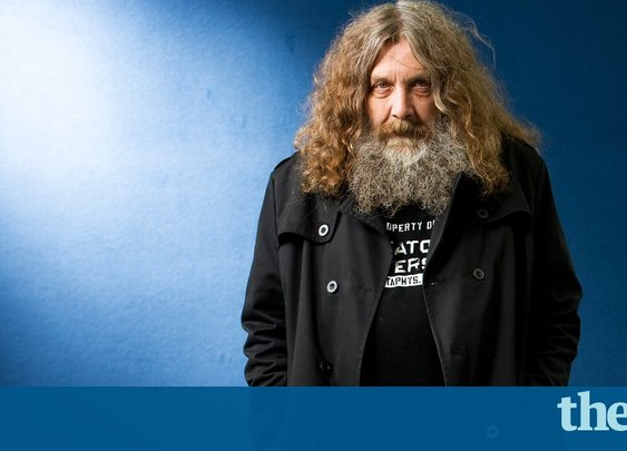 Alan Moore confirms he is retiring from creating comic books | Books | The Guardian