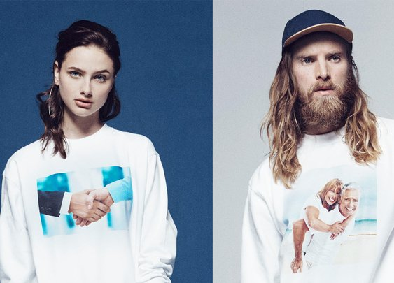 Clothing Line Celebrates Some of the Worst Stock Photos Ever