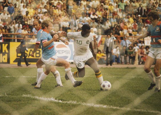 The New York Cosmos Are American Soccer's Past. Are They Its Future? | Atlas Obscura