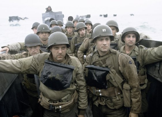 Deconstructing Saving Private Ryan's Epic Opening Battle Scene