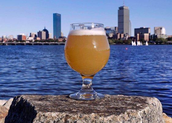 Strange brews: Making beer with Boston river water | Boston Herald