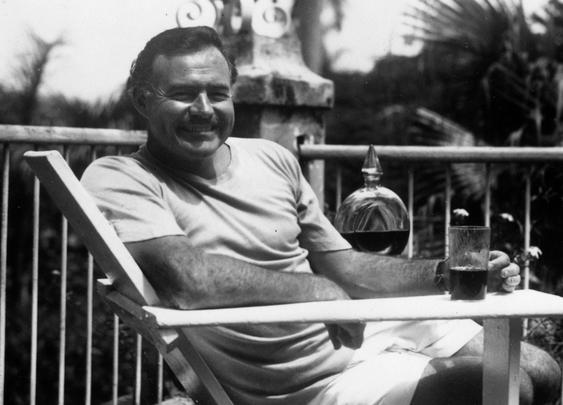Ernest Hemingway's Favorite Hamburger Recipe