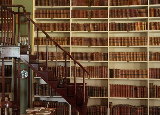 Libraries of Famous Men: Jefferson, Douglass, Roosevelt, and Hemingway