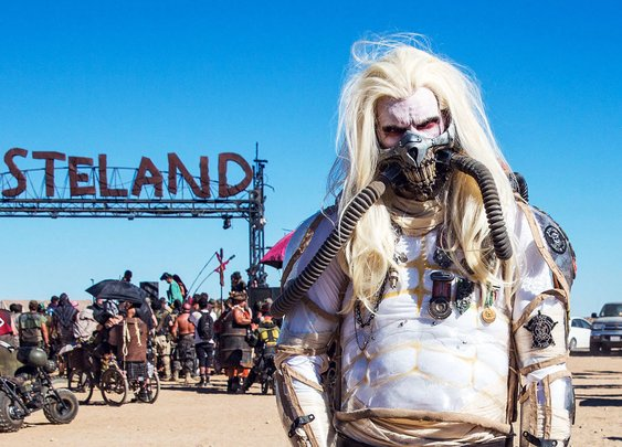 Wasteland: The Mad Max Festival