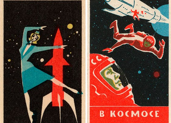 Circling the Globe With the Mid-20th Century's Most Brilliant Matchbox Art | Collectors Weekly