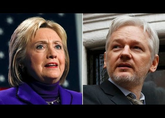 LIVE Stream: Wikileaks/Assange October Surprise Press Conference- What do they have on Hillary? - YouTube