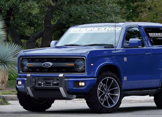 Ford Bronco officially coming back, will be made in Michigan