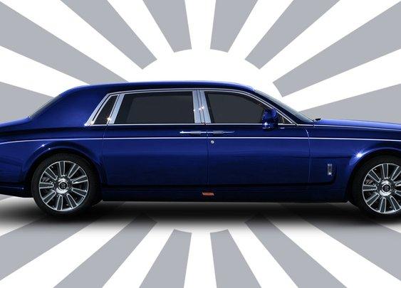 2016 Rolls-Royce Phantom Limelight Edition ... outta my budget