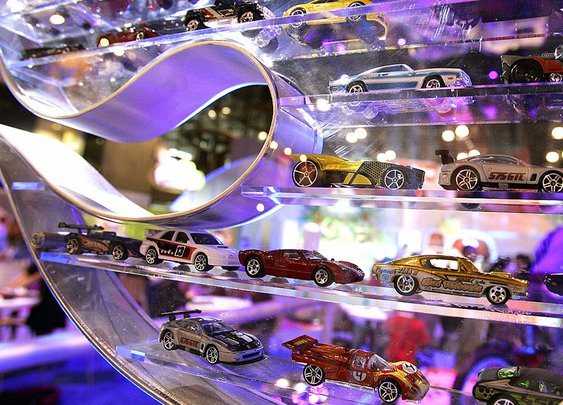 11 Collectible Facts About Hot Wheels | Mental Floss