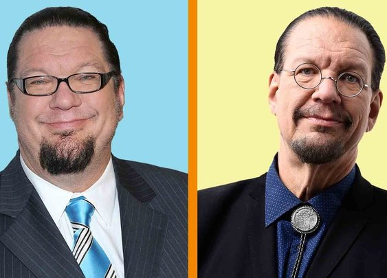 Penn Jillette Lost over 100 Lbs and Still Eats Whatever He Wants - YouTube