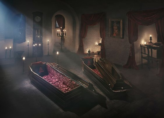 Stay at Dracula's Castle in Transylvania