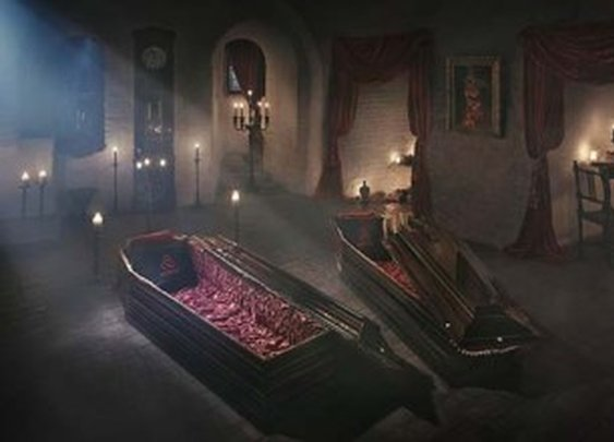 You can now spend Halloween night in Dracula's Castle