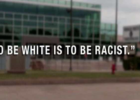 Oklahoma Teacher: 'To be White is to be Racist'