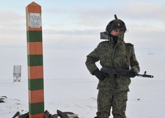 Secret Nazi military base discovered by Russian scientists in the Arctic
