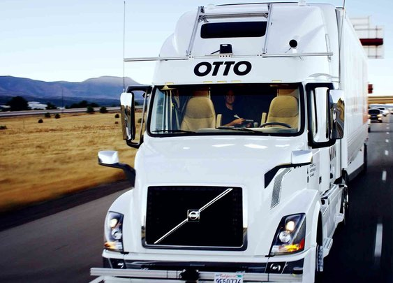 Self Driving Semi Company Otto Makes Its First Delivery: 50,000 Buds