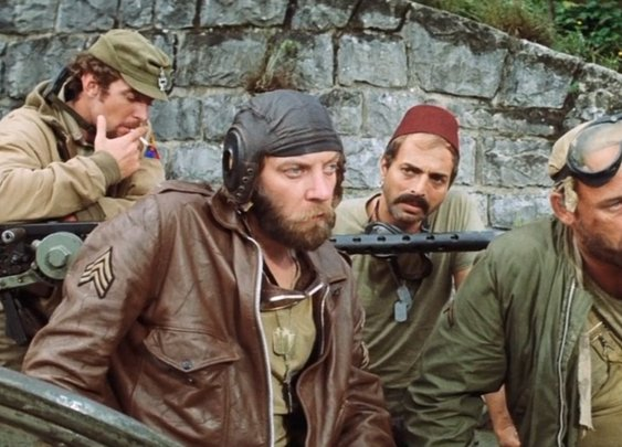 30 things you didn't know about 'Kelly's Heroes'