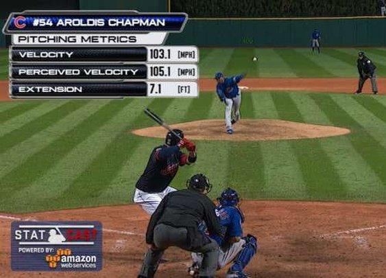 Chapman shuts the door