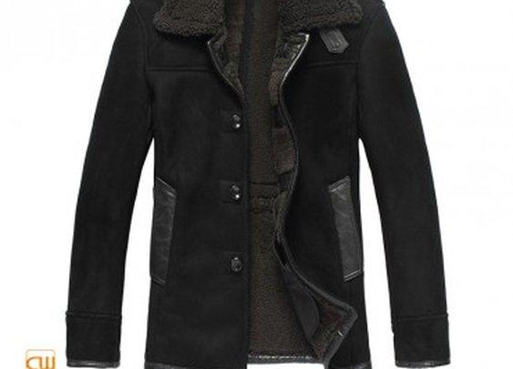 Custom Sheepskin Coats Jackets   Gentlemint
