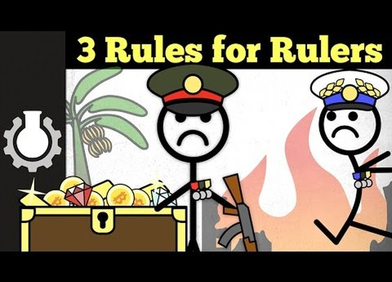 The Rules for Rulers - YouTube