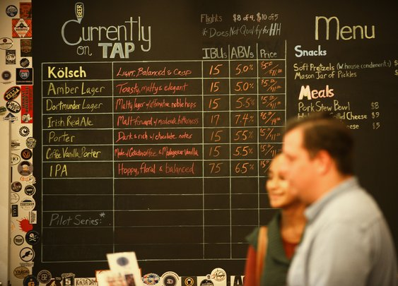 World's largest brewer says craft beer market slowing down