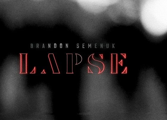 LAPSE by Brandon Semenuk